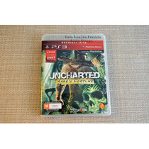 Ps3 - Uncharted Drake