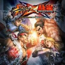 Street Fighter X Tekken Ps3 Playstation 3 Midia Digital