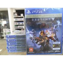 Destiny The Taken King Legendary Edition Ps4 15/09 Pre-venda