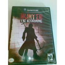 Hunter The Reckoning -terror Ultra Raro Gc Wii Ac Troca
