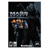 Jogo Novo Lacrado Da Ea Games Mass Effect Trilogy Para Pc