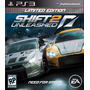 Need For Speed Shift 2 Unleashed - Jogo Ps3 - Em Disco