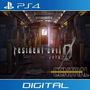 Resident Evil Zero 0 Playstation 4 Primaria Com Garantia Ps4