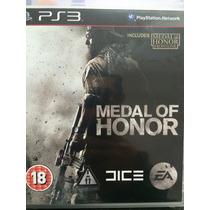 Medal Of Honor (2 Em 1) -ps3- Mega Promocao