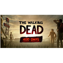 The Walking Dead 400 Days Ps3 Jogos