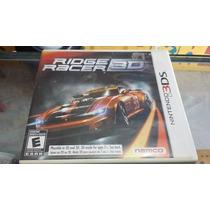 Ridge Racer 3d Seminovo Nintendo 3ds