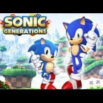 Ps3 Sonic Generations A Pronta Entrega
