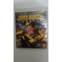 Jogo Duke Nukem Forever (black Label) Novo E Lacrado