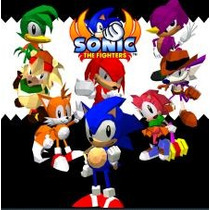 Sonic The Fighters Ps3 Jogos
