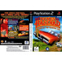 Ps2 The Dukes Of Hazzard Return Of The General Lee Original