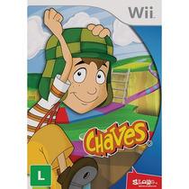 Game Wii Chaves Original Novo Lacrado Super Oferta Compre Ja