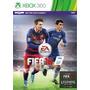 Fifa 16 Xbox 360 - Fifa 2016 Lacrado - Novo - Original