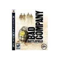 Battlefield Bad Company Ps3 Mídia Física