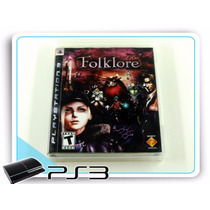 Ps3 Folklore Original Playstation 3