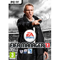 Jogo Fifa Manager 13 Pc