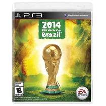 Copa Do Mundo Fifa Brasil 2014 Ps3 Português