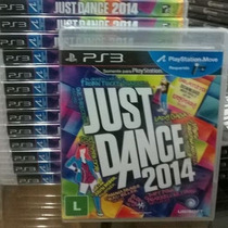 Just Dance 2014 Ps3 Nacional, Novo E Lacrado Rcr Games