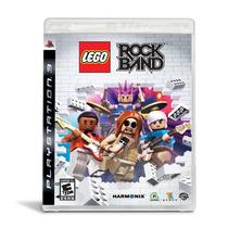 Lego Rock Band, Ps3, Novo, Lacrado, Importado