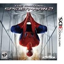 Game The Amazing Spider Man 2 Jogo Nintendo 3ds Novo Lacrado