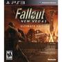 Fallout New Vegas Ultimate Espanhol Original Em Disco Ps3