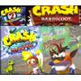 Crash Bandicoot 1,2,3 Ps3 Jogos