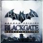 Batman Arkham Origins Blackgate - Deluxe Edition Ps3 Jogos