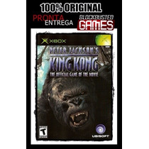 Xbox - King Kong The Official Game Of The Movie