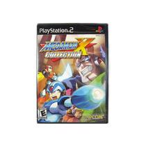 :: Megaman X Collection - Original - Lacrado Mega Man
