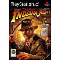 Indiana Jones And The Staff Of Kings - Ps2 Patch