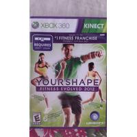 Your Shape Fitness Evolved Original Xbox 360