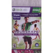 Your Shape Fitness Evolved Original Xbox 360