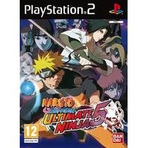 Patche Naruto Ultimate Ninja5