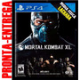 Mortal Kombat Xl Ps4 Português Mídia Física Playstation 4