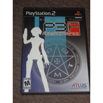 Persona 3 ( Jogo Original Ps2 )