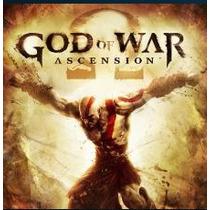 God Of War Ascension Ps3 Jogos Codigo Psn