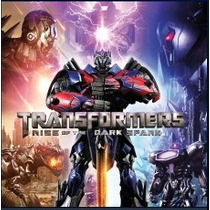 Transformers Rise Of The Dark Spark Ps3 Jogos Codigo Psn