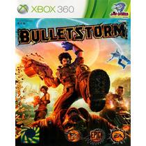 Jogo Xbox 360 - Bulletstorm - Novo