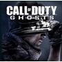 Call Of Duty Ghosts Ps3 Jogos Codigo Psn