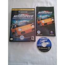 Need For Speed Hot Pursuit 2 Gamecube Wii Original Americano