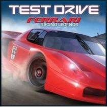 Test Drive Ferrari Racing Legends Ps3 Jogos Codigo Psn