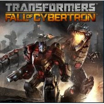 Transformers Fall Of Cybertron Ps3 Jogos Codigo Psn