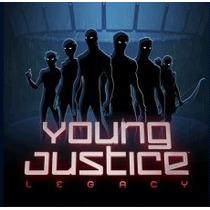 Young Justice Legacy Ps3 Jogos Codigo Psn