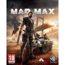 Mad Max Pc + Dlcs Em Português