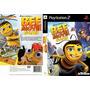 Ps2 Bee Movie Game Pal ( Jogo Original )