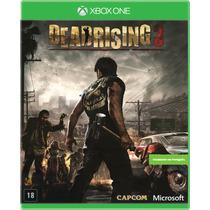 Dead Rising 3 Xbox One - Lacrado + Nf - S. G.