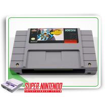 Snes The Adventures Of Mighty Max Original Super Nintendo