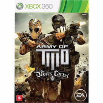 Army Of Two The Devil´s Cartel - Xbox 360