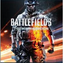 Battlefield 3 Premium Edition Ps3 Jogos Codigo