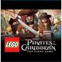 Lego® Pirates Of The Caribbean Ps3 Jogos Codigo Psn