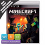 Minecraft Ps3 Totalmente Português Mídia Física Lacrado